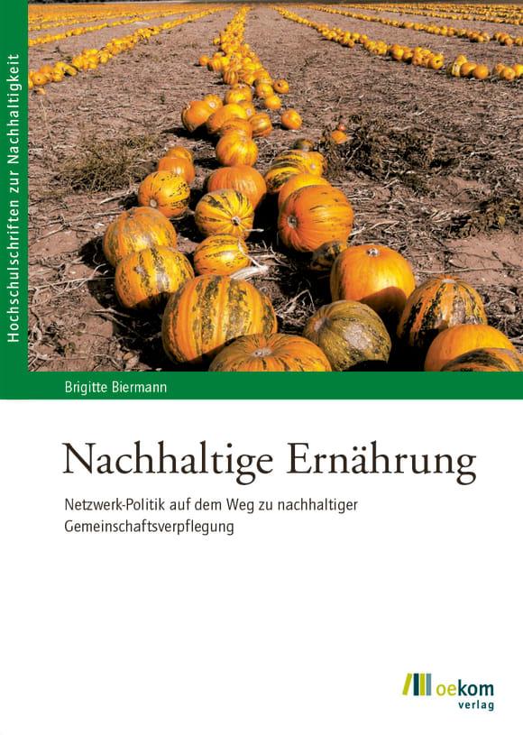 Cover: Nachhaltige Ernährung