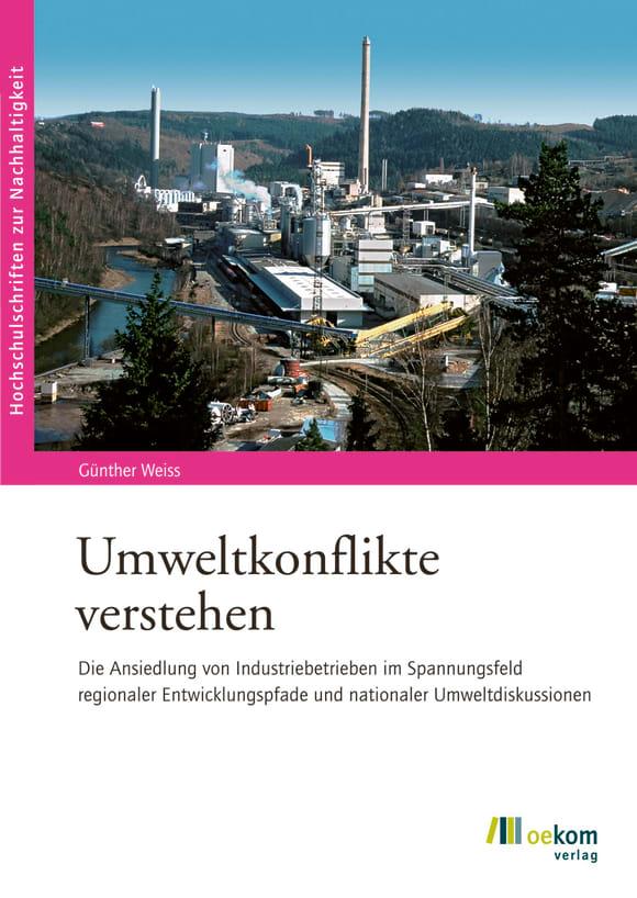 Cover: Umweltkonflikte verstehen