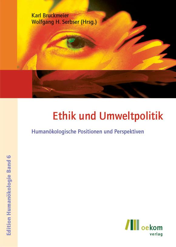 Cover: Ethik und Umweltpolitik