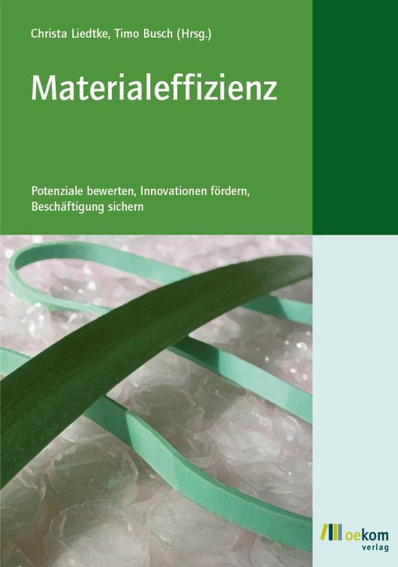 Cover: Materialeffizienz