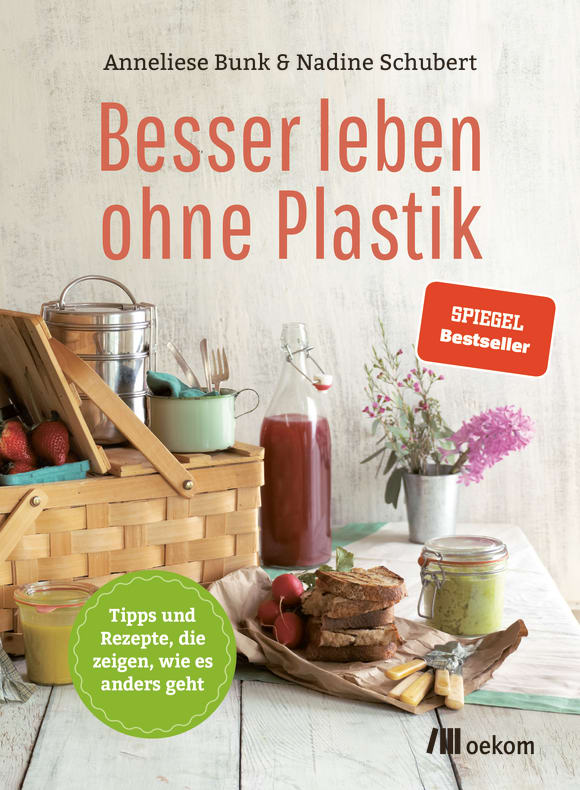 Cover: Besser leben ohne Plastik