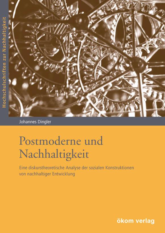 Cover: Postmoderne und Nachhaltigkeit