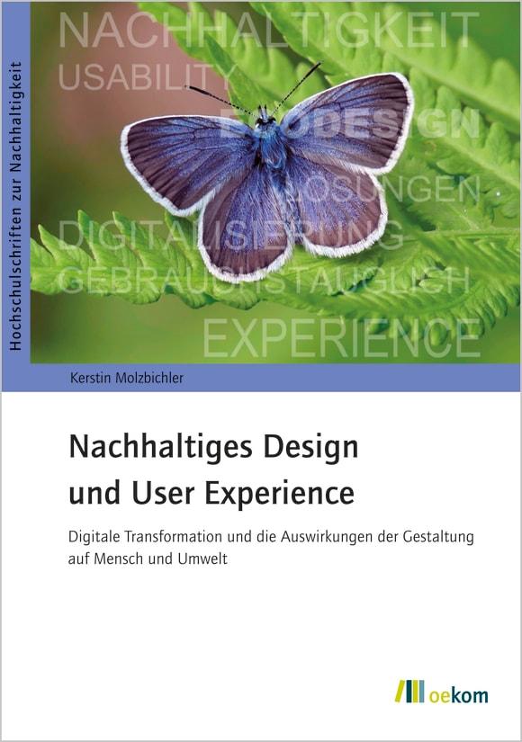 Cover: Nachhaltiges Design und User Experience