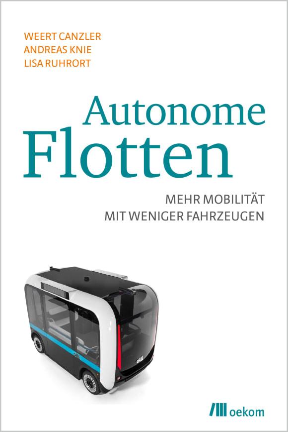 Cover: Autonome Flotten