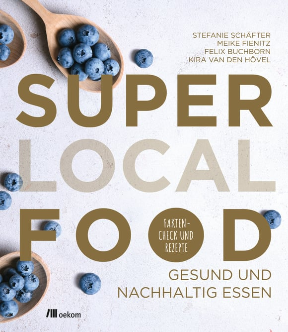 Cover: Super Local Food