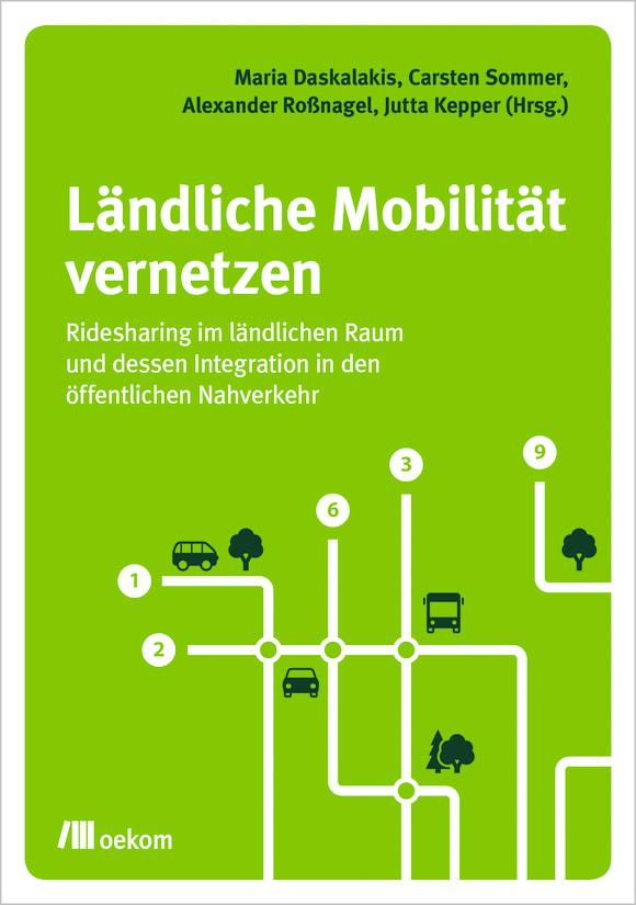 Cover: Ländliche Mobilität vernetzen