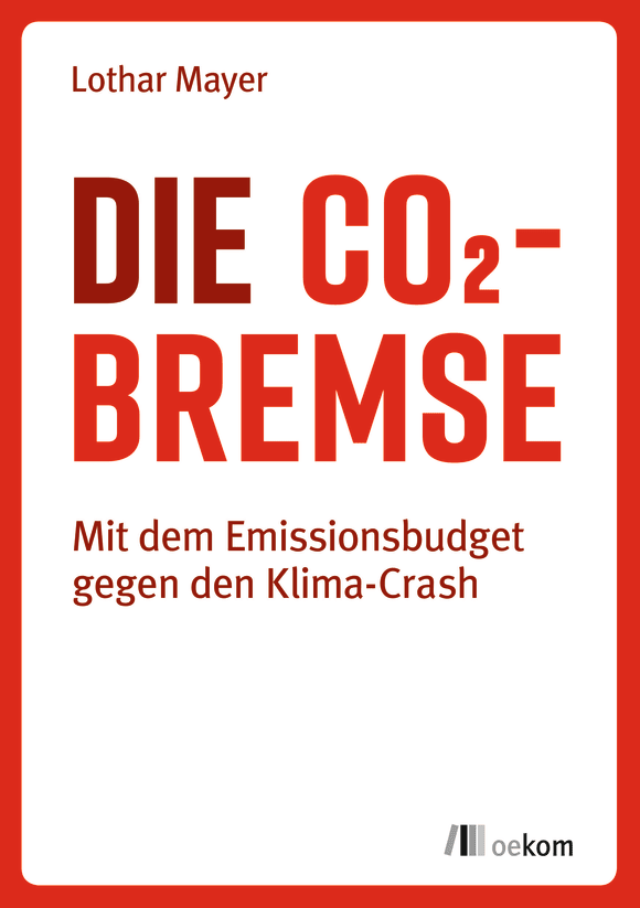 Cover: Die CO2-Bremse