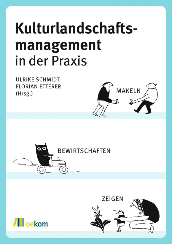 Cover: Kulturlandschaftsmanagement in der Praxis