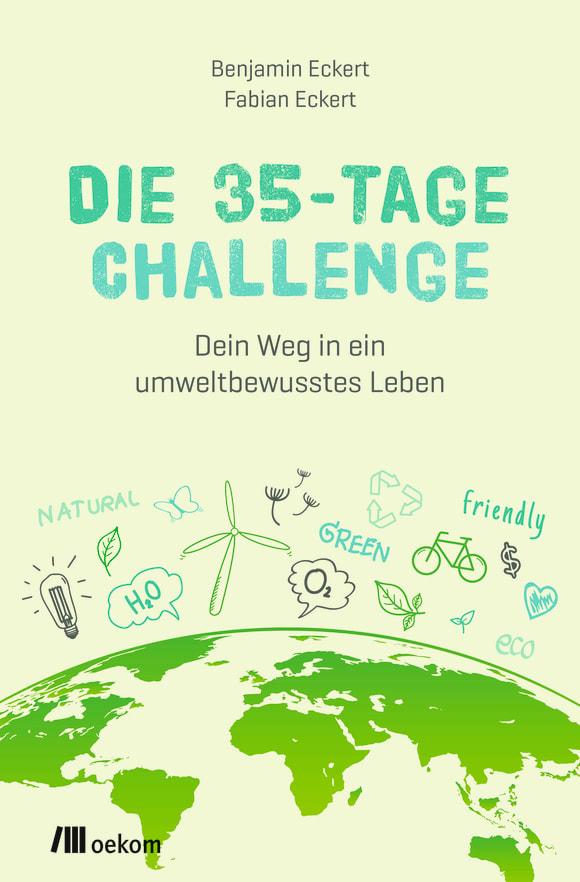 Cover: Die 35-Tage-Challenge