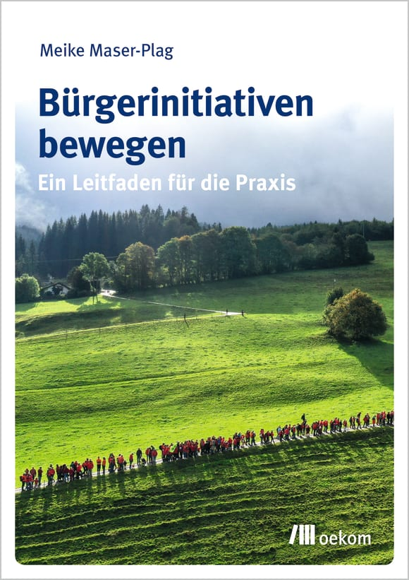 Cover: Bürgerinitiativen bewegen
