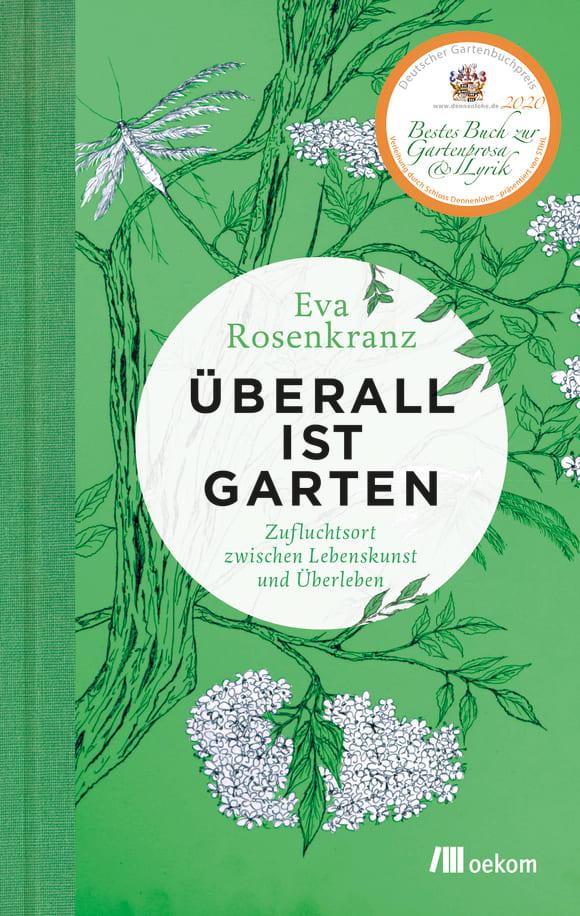 Cover: Überall ist Garten