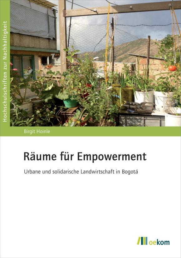 Cover: Räume für Empowerment