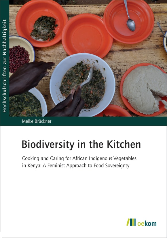 Cover: Biodiversity in the Kitchen