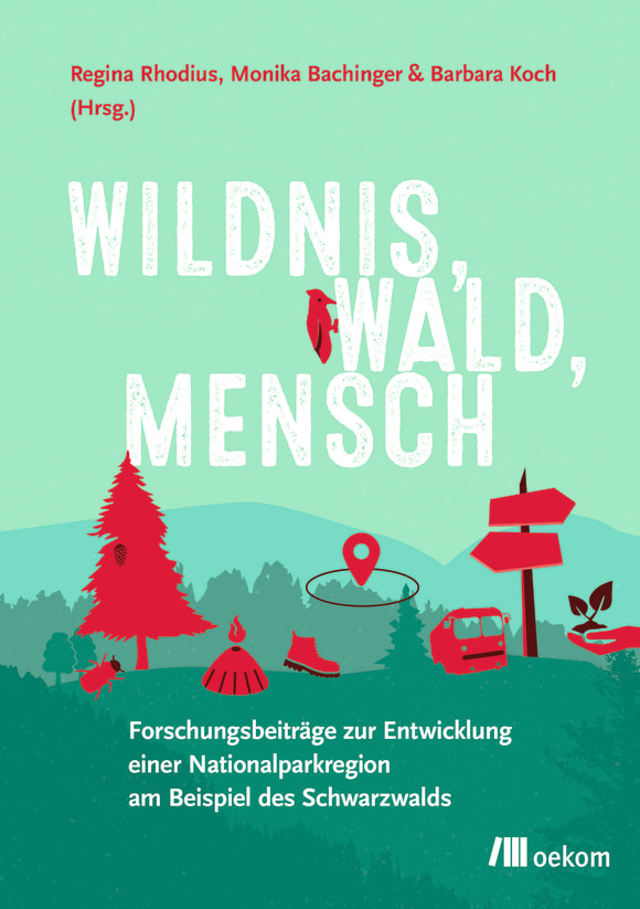 Cover: Wildnis, Wald, Mensch