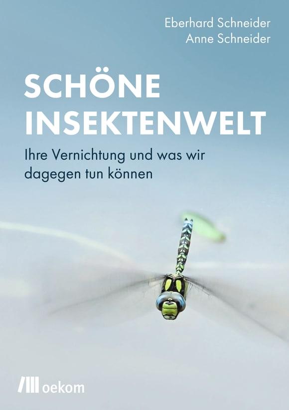Cover: Schöne Insektenwelt