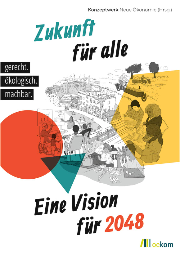 Cover: Zukunft für alle