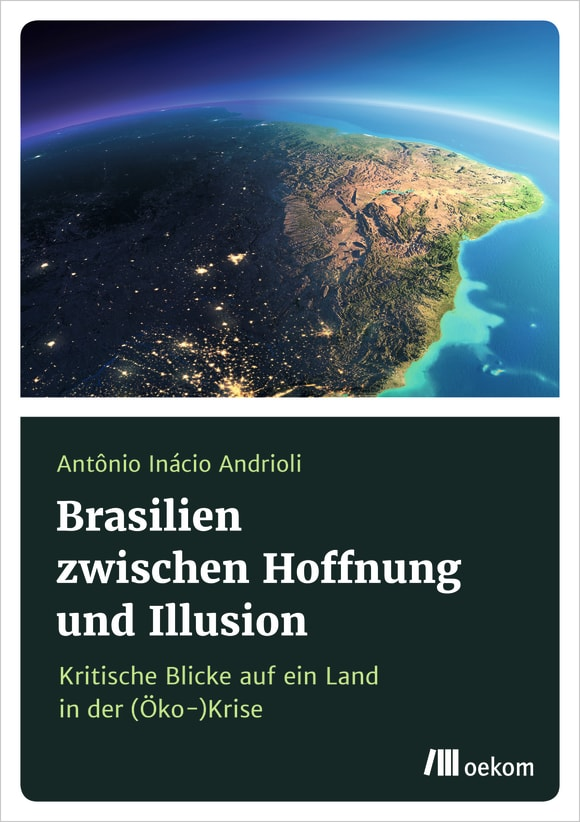 Cover: Brasilien zwischen Hoffnung und Illusion