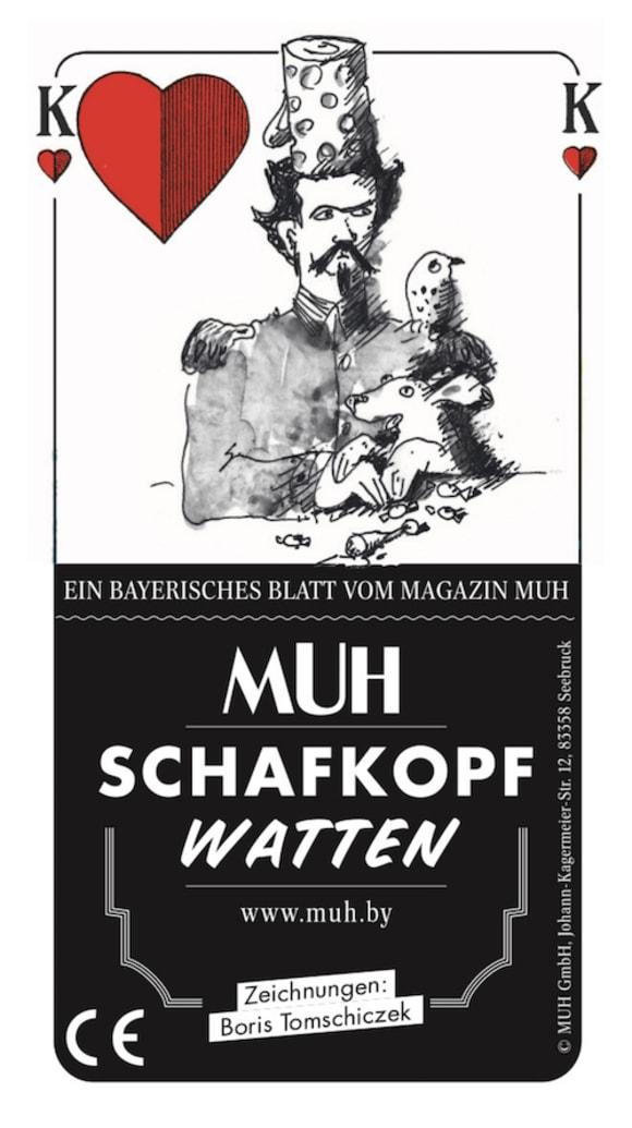 Cover: MUH Schafkopfkarten