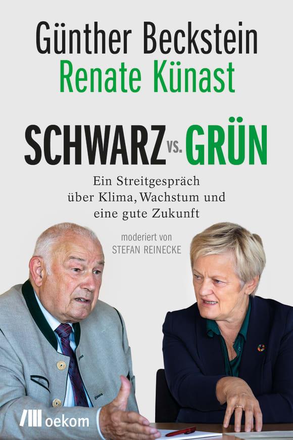 Cover: SCHWARZ vs. GRÜN