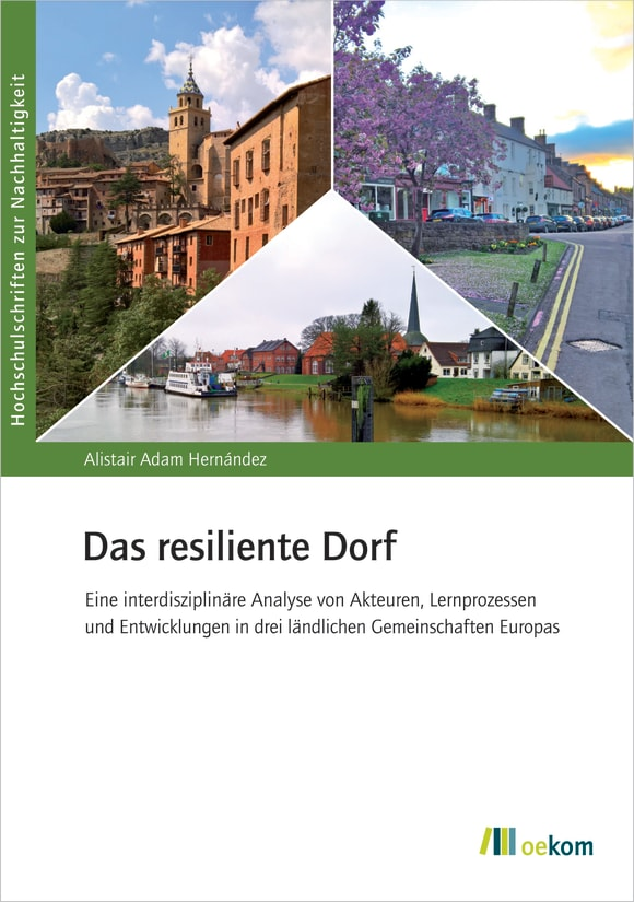 Cover: Das resiliente Dorf