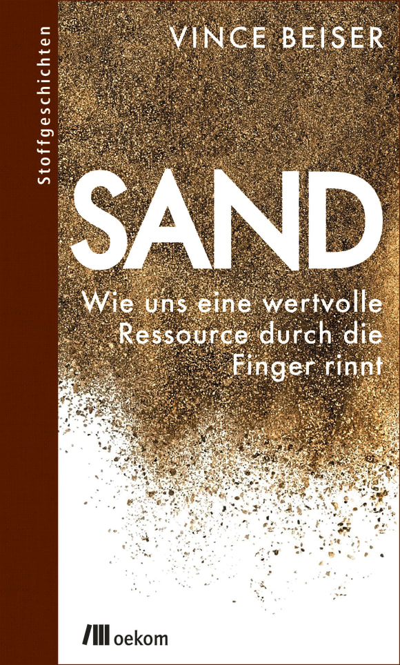Cover: Sand