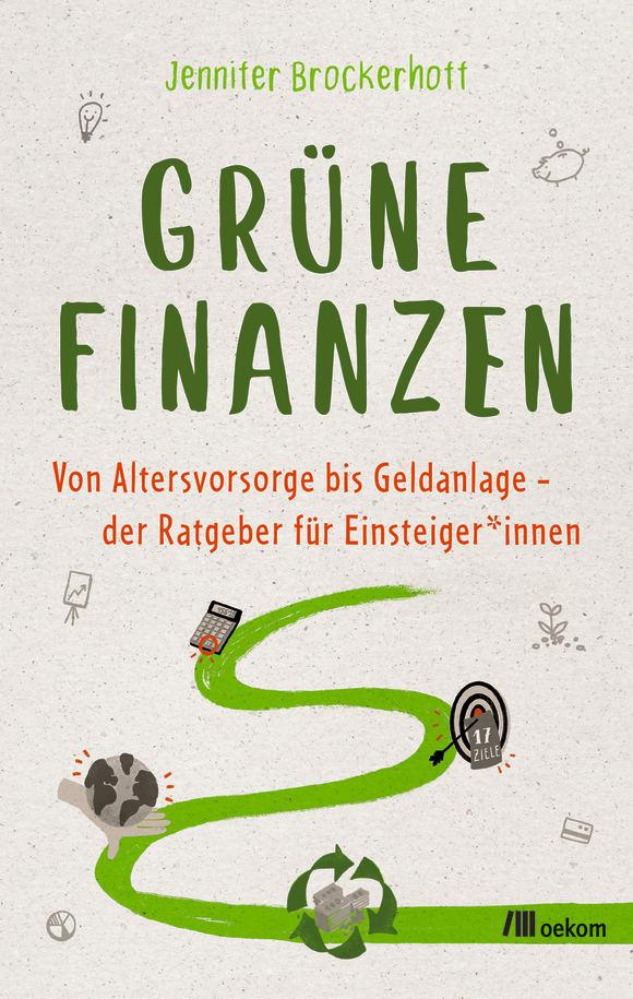Cover: Grüne Finanzen