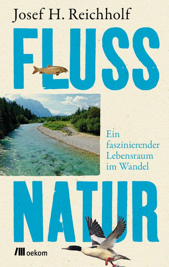 Cover: Flussnatur