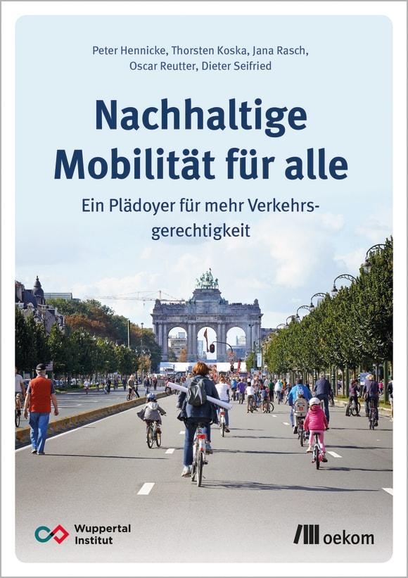 Cover: Nachhaltige Mobilität für alle