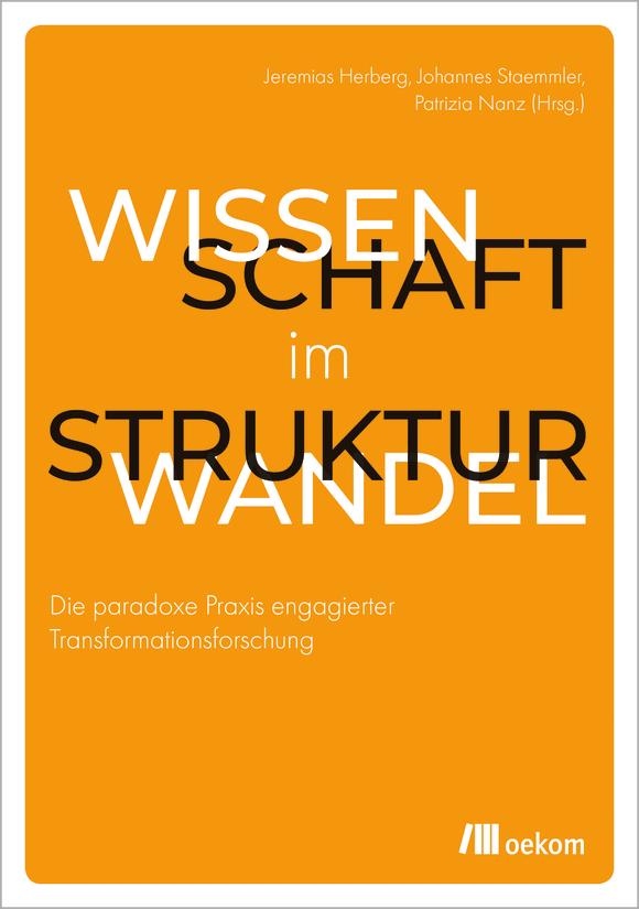 Cover: Wissenschaft im Strukturwandel