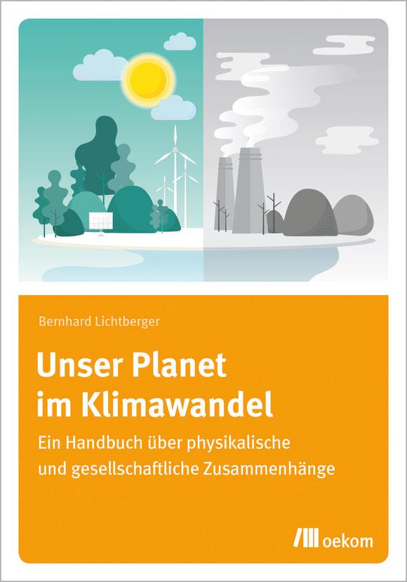 Cover: Unser Planet im Klimawandel
