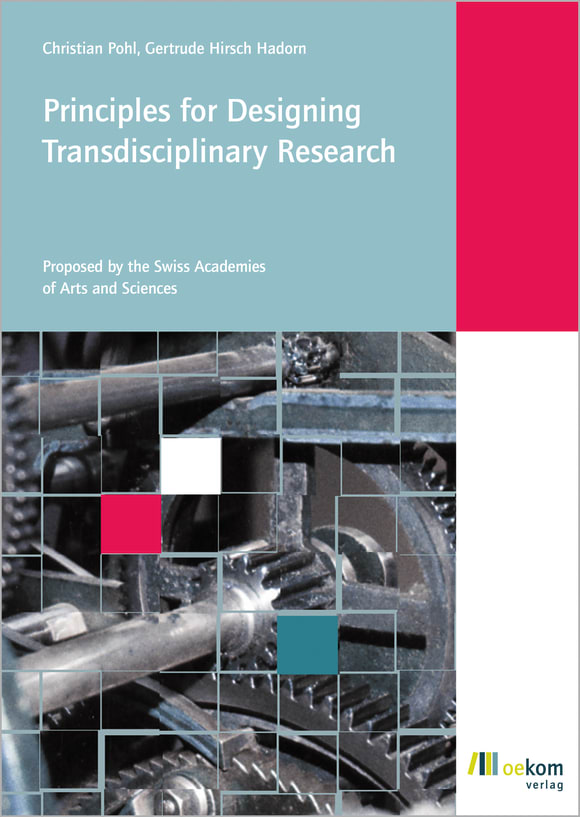 Cover: Principles for Designing Transdisciplinary Research