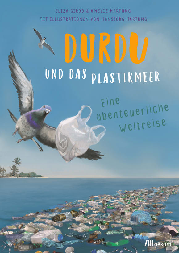 Cover: Durdu und das Plastikmeer