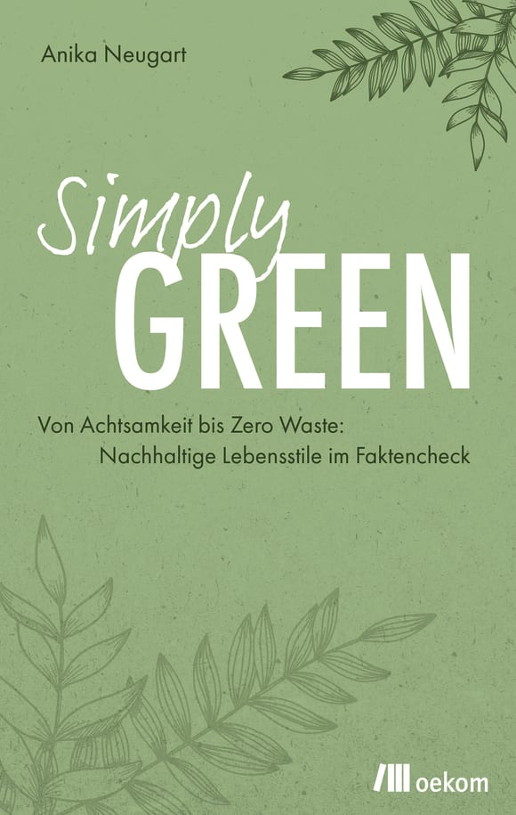 Cover: Simply Green