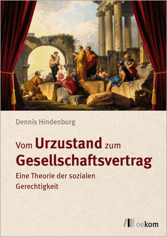 Cover: Vom Urzustand zum Gesellschaftsvertrag