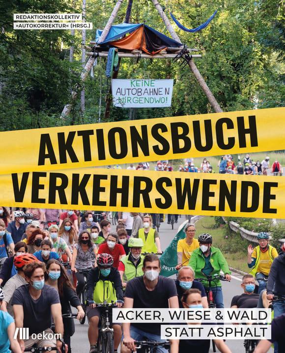 Cover: Aktionsbuch Verkehrswende