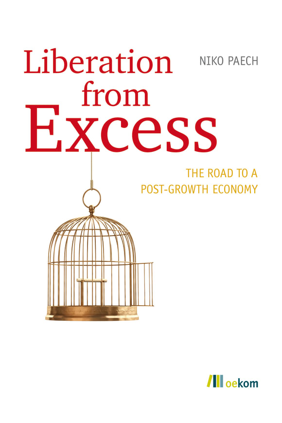 Cover: Liberation from excess