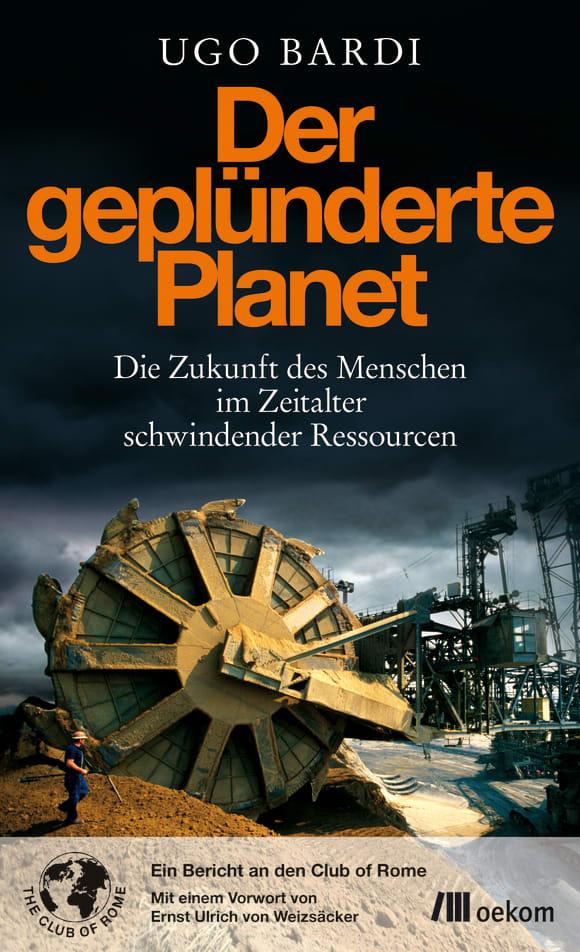 Cover: Der geplünderte Planet