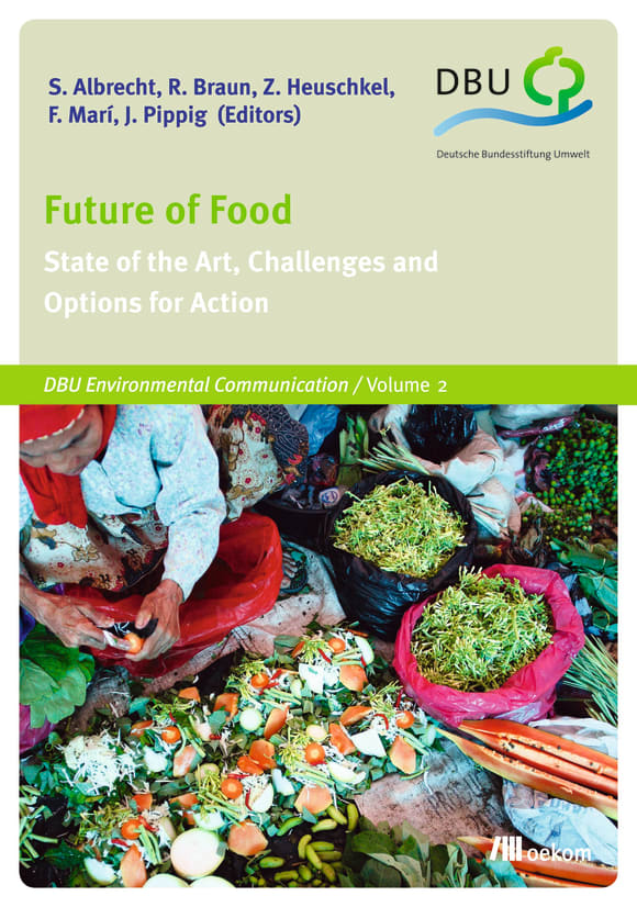 Cover: Future of Food