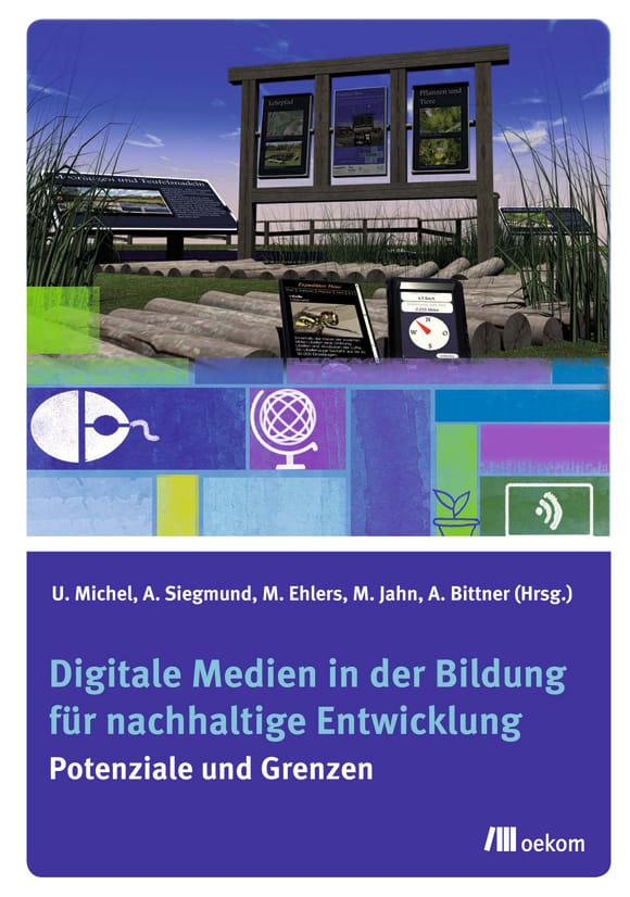 Cover: Digitale Medien in der Bildung für nachhaltige Entwicklung