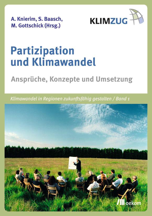 Cover: Partizipation und Klimawandel