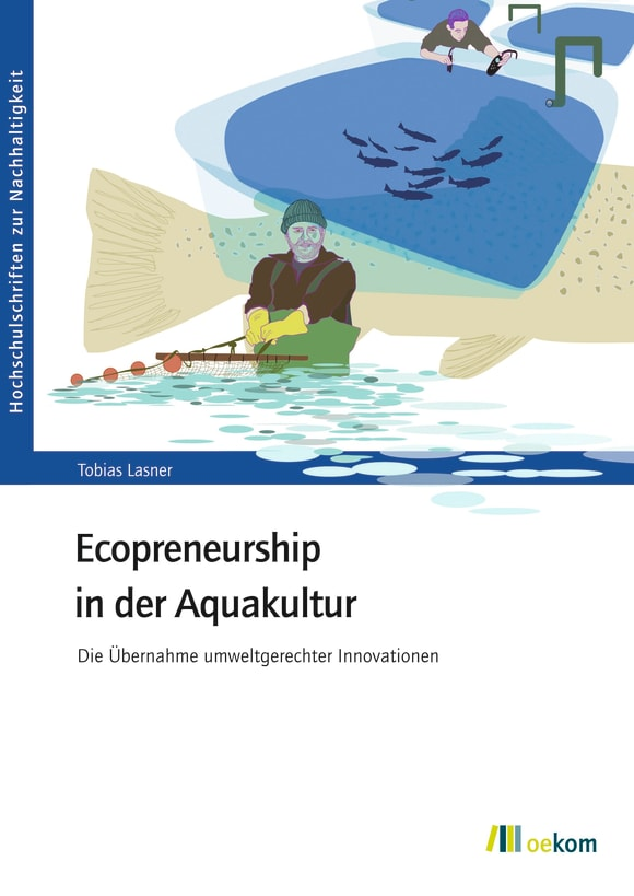 Cover: Ecopreneurship in der Aquakultur