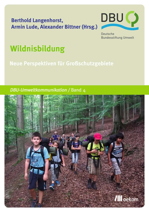 Cover: Wildnisbildung