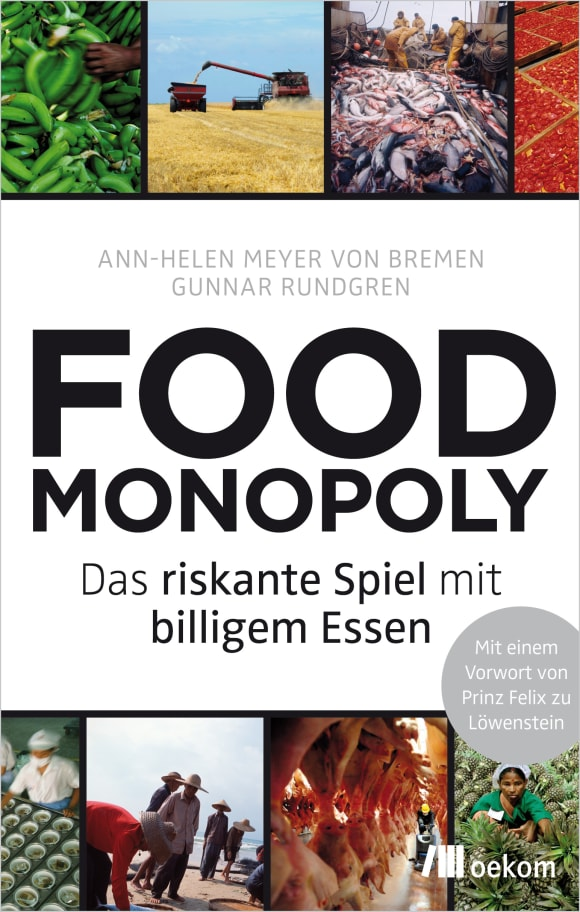 Cover: Foodmonopoly