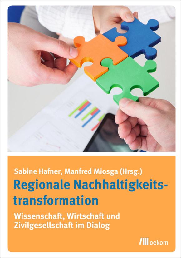 Cover: Regionale Nachhaltigkeitstransformation