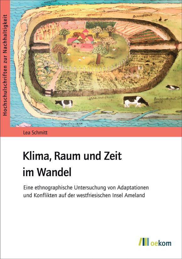Cover: Klima, Raum und Zeit im Wandel