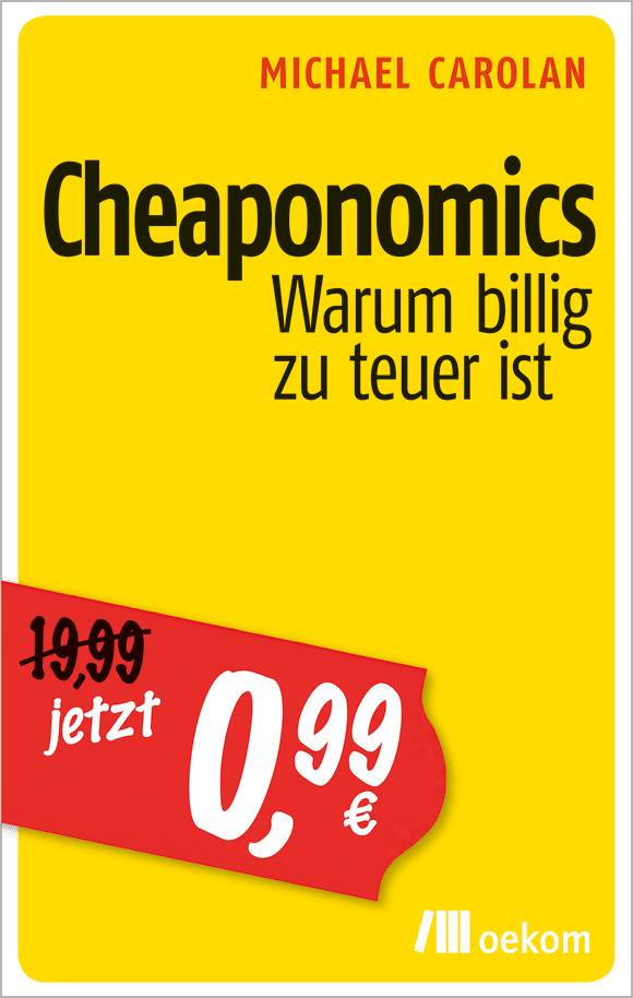 Cover: Cheaponomics
