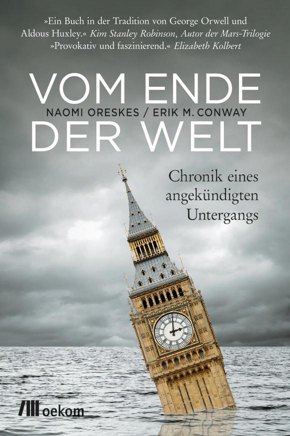 Cover: Vom Ende der Welt