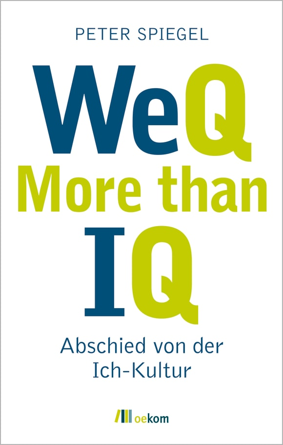Cover: WeQ – More than IQ