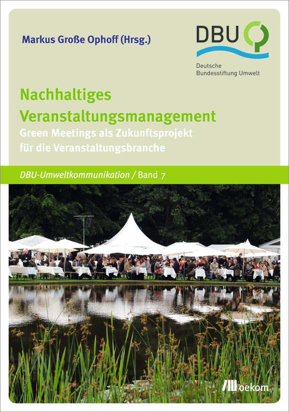 Cover: Nachhaltiges Veranstaltungsmanagement