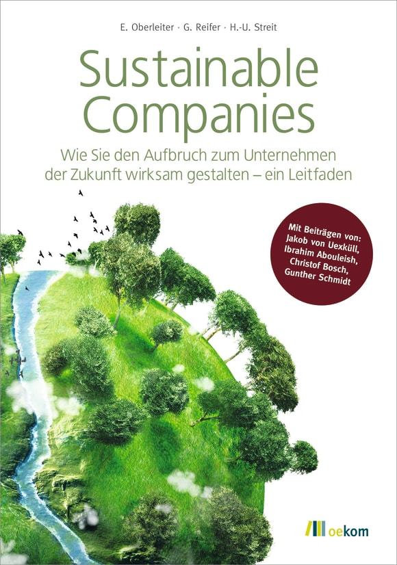Cover: Sustainable Companies